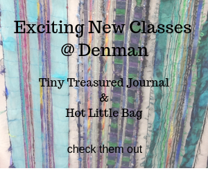 Exciting New Classes @ Denman